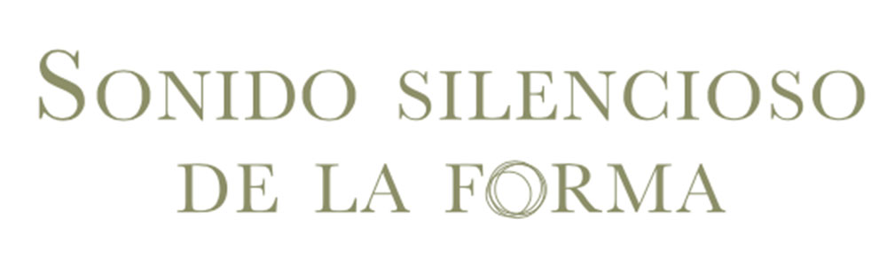 Sonido silencioso de la forma | Estanislao Contreras